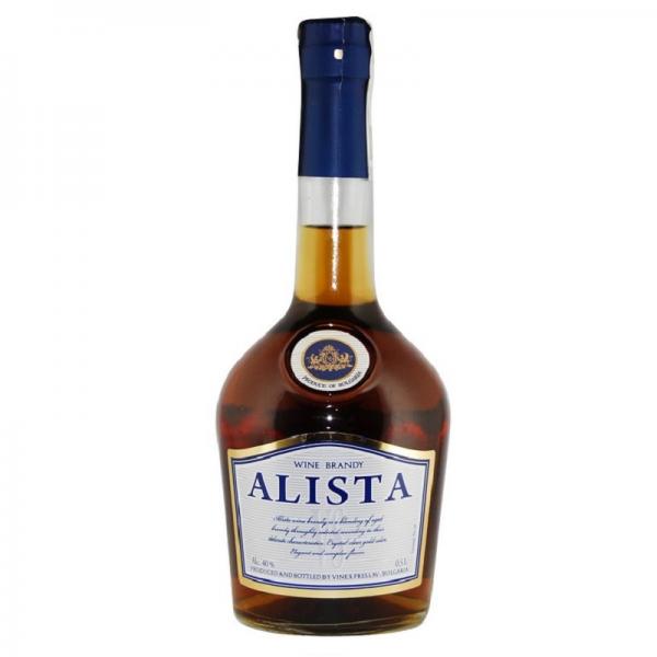 Brandy ALISTA VS 0,5 l 36%