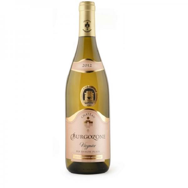 Burgozone Viognier 0,75 l - biele suché víno