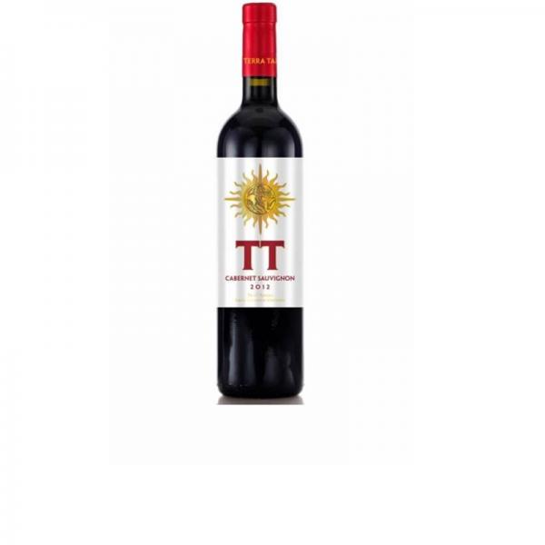 TT Cabernet Sauvignon 0,75 l - červené suché víno