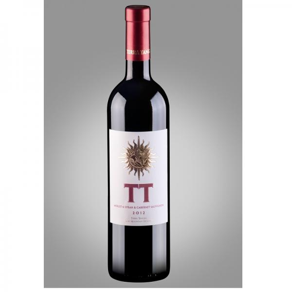 TT cuvee 0,75 l - červené suché víno