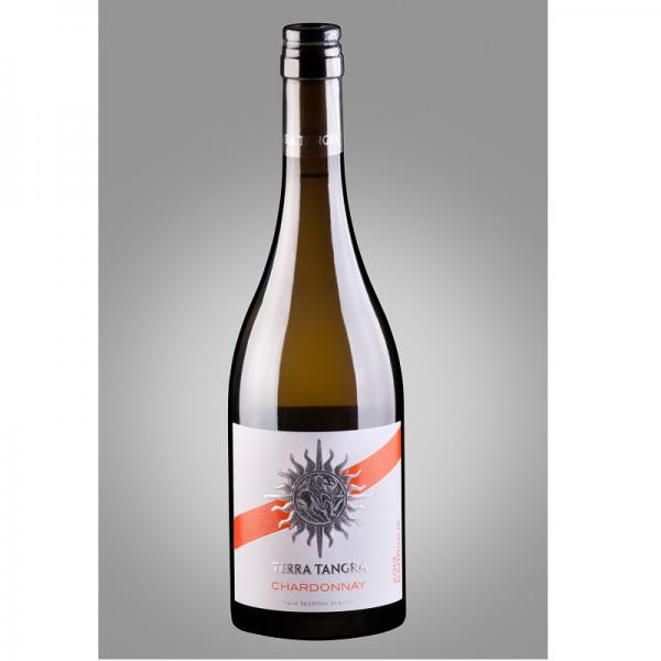 Terra Tangra Chardonnay 0,75 l - biele suché víno