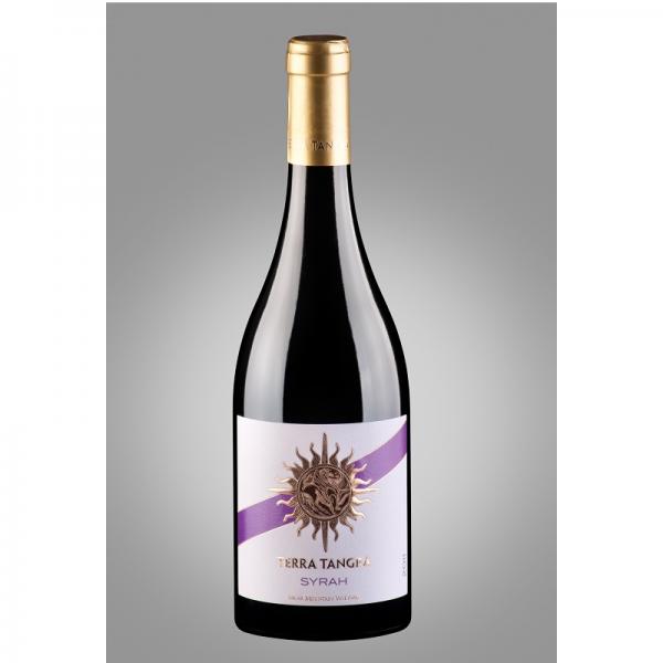 Terra Tangra Syrah 0,75 l - červené suché víno