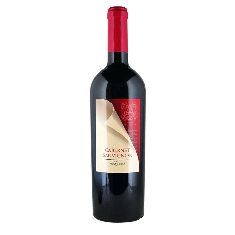 ac3cc532b 3.00€ s DPH Pridať do košíka · Alista Cabernet Sauvignon 0,75 l – červené  suché víno