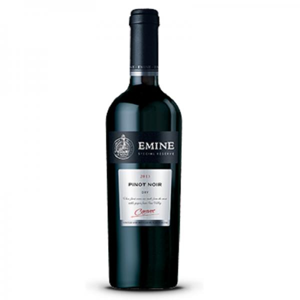 Emine ŠR Pinot Noir 0,75 l - červené suché víno