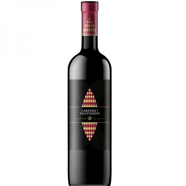 Ruse Cabernet Sauvignon 0,75 l - červené suché víno