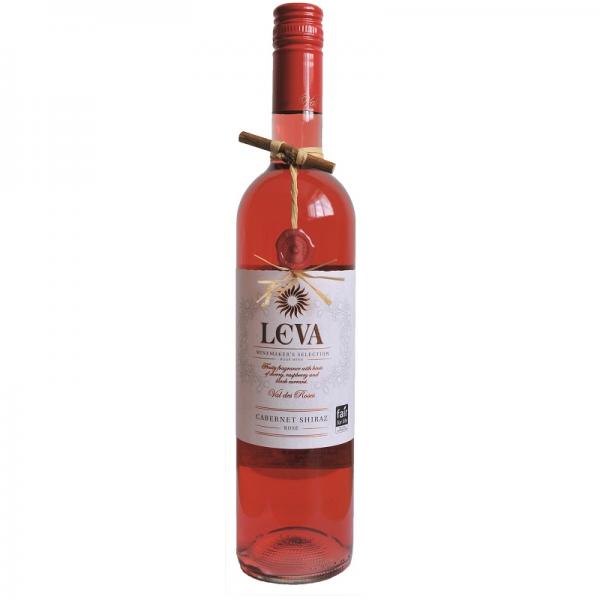 Leva Rose 0,75 l - ružové suché víno