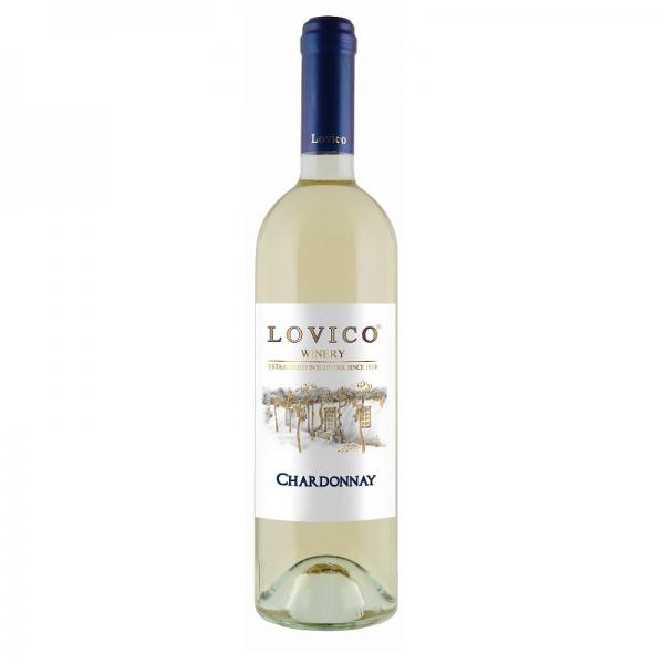 Lovico Chardonnay 0,75 l - biele suché víno