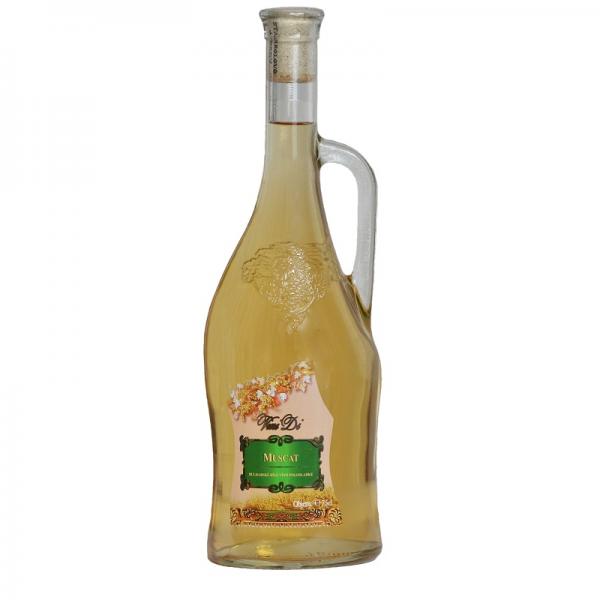 Muškat ViniDi 0,75 l - biele polosladké víno