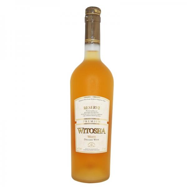 Witosha Reserve biela 0,75 l - biele likérové víno