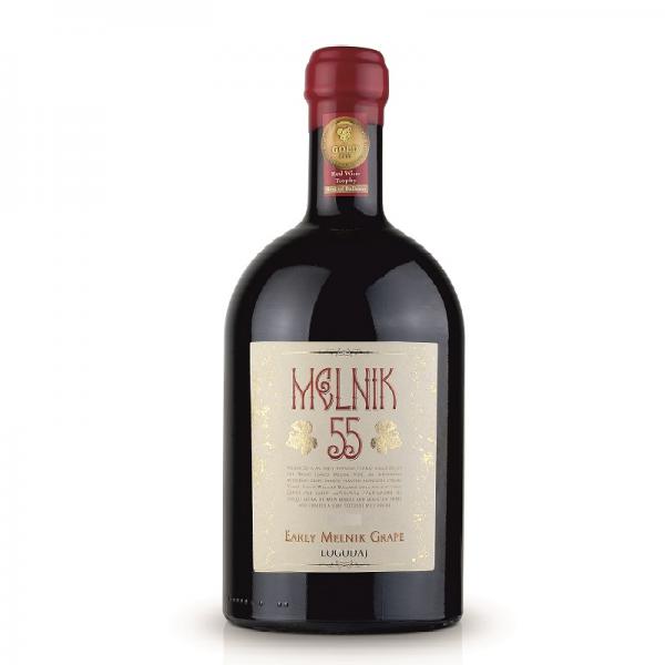 Melnik 55 1,5 l - červené suché víno