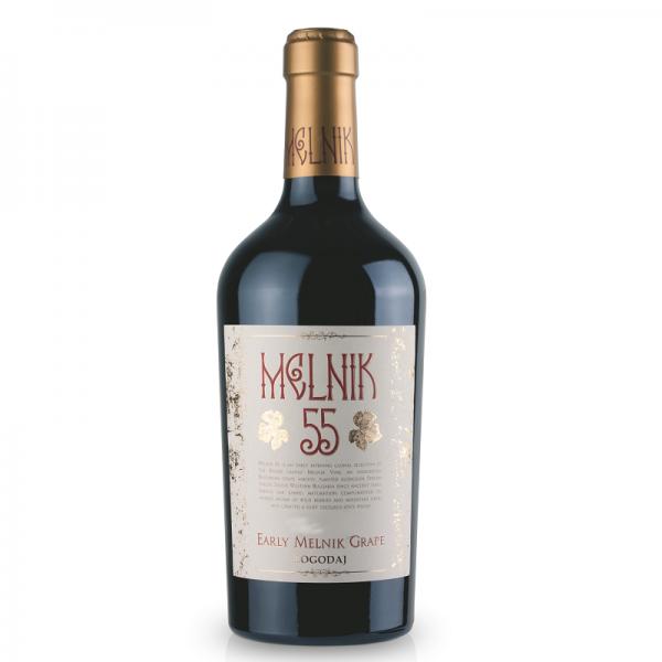 Melník 55 0,75 l - červené suché víno
