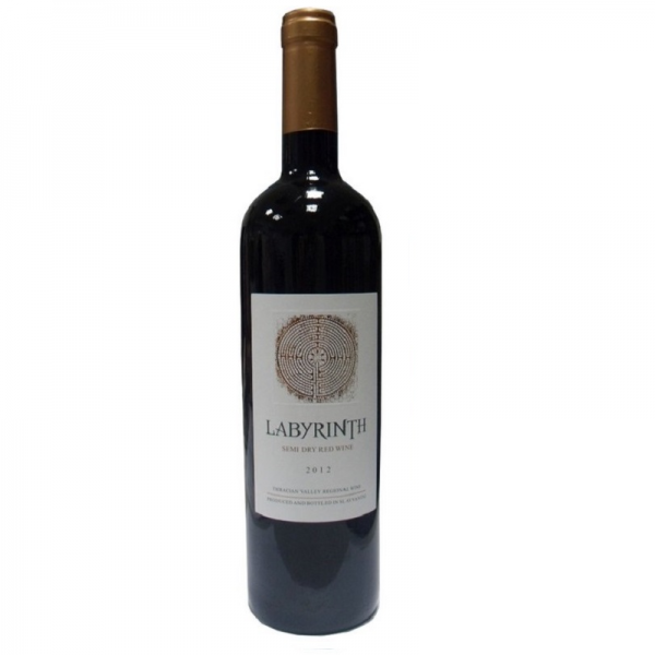 Labyrinth biely 0,75 l- biele polosuché víno