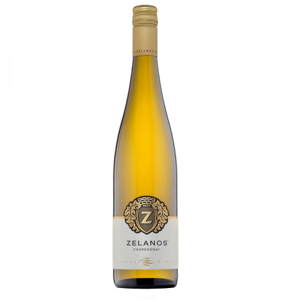 Zelanos Chardonnay 0,75 l - biele suché víno