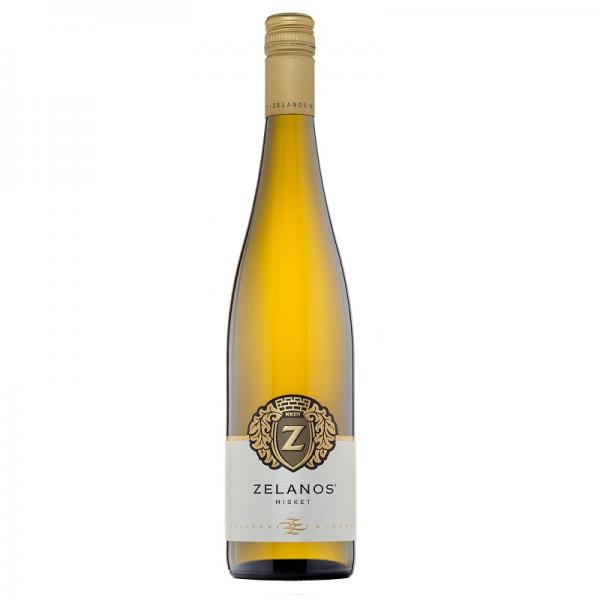 Zelanos Misket 0,75 l - biele suché víno