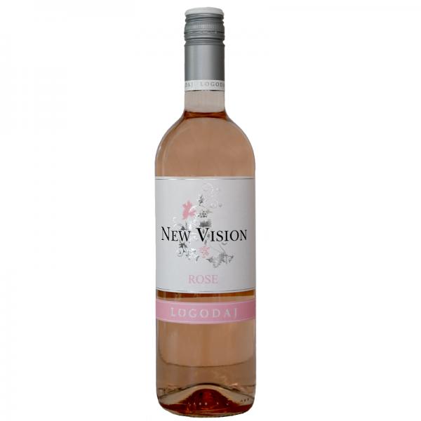 New Vision Rose 0,75 l - ružové suché víno