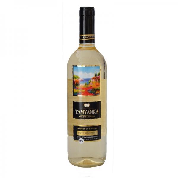 Tamyanka Leiera 0,75 l - biele polosladké víno