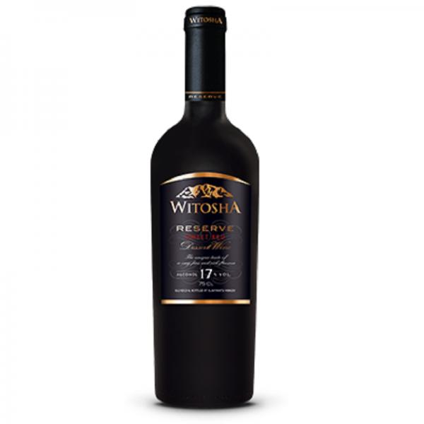 Witosha Reserve červená 0,75 l - červené likérové víno