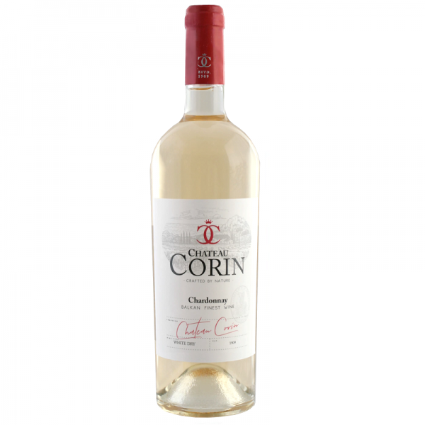 Corin Chardonnay 0,75 l - biele suché víno