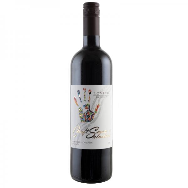 Craftsman´s Cabernet&Gamza 0,75 l - červené suché víno