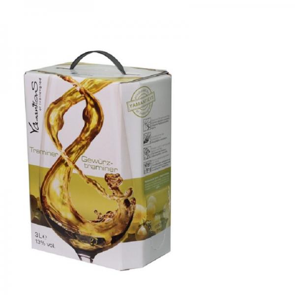Bag Traminer 3 l - biele suché víno