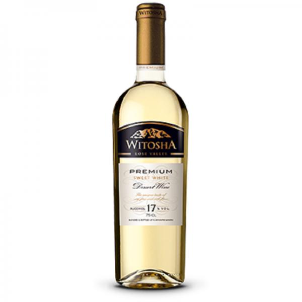 Witosha biela 0,75 l - biele likérové víno
