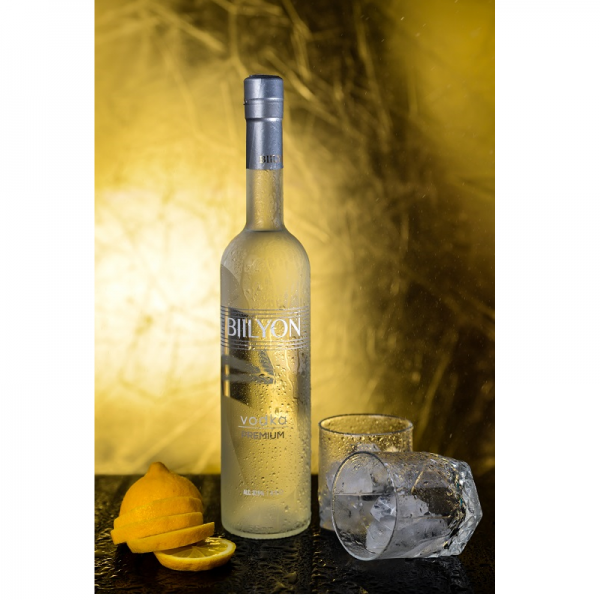 Vodka Bilion´s 0,7 l 40%