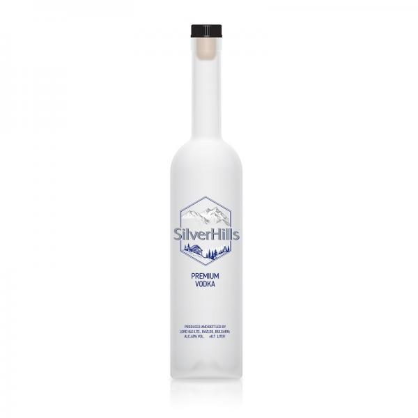 Vodka Silver Hills 0,7 l 40%