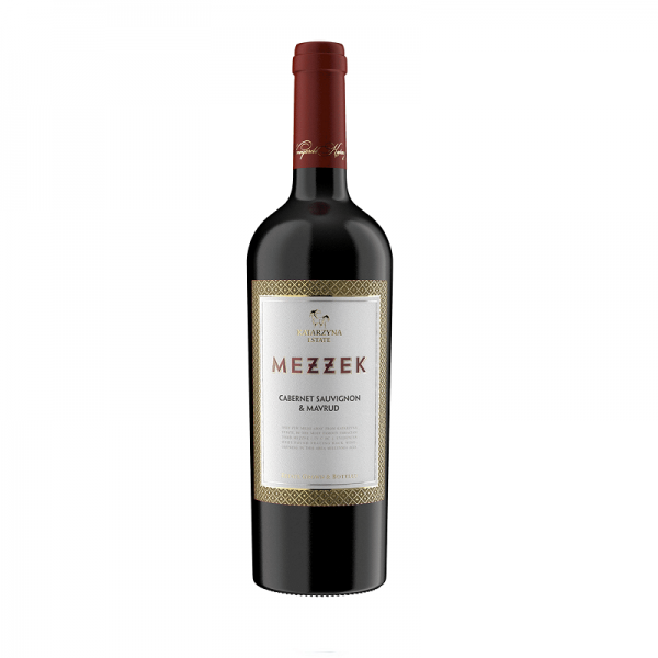 Mezzek Cabernet Sauvignon&Mavrud 0.75 l - červené suché víno
