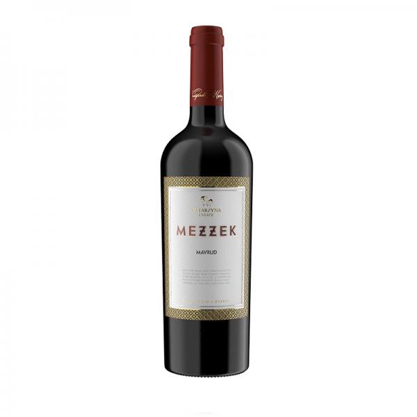 Mezzek Mavrud 0,75 l - červené suché víno