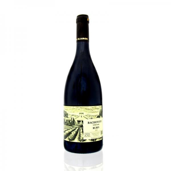 Bačovoto Rubín 0,75 l - červené suché víno