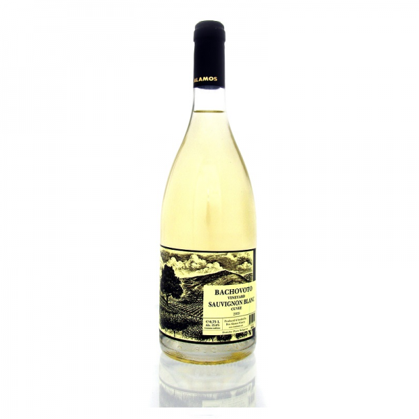 Bačovoto Sauvignon Blanc 0,75 l - biele suché víno