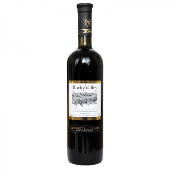 Rocky Valley Cabernet Sauvignon 0,75 l - červené polosladké víno